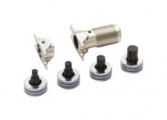 REHAU  сменный комплект М1 (расширит наконечник М1 40*5,5+комплект тисков д40)