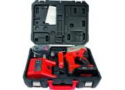 Uponor Q&E аккумуляторный расширительный инструмент M18 с головками 16/20/25/H32 10 бар