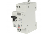 Legrand  Выключатель авт. диф. тока 1п+Н 25А 30мА тип AC RX3 Leg 419401