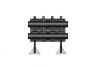 Meibes  Распределительная гребенка на 2 контура