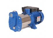 Насос горизонтальный многоступенчатый Speroni RSM4 0,75 кВт 230 В 50 Гц