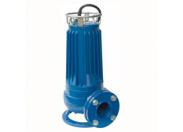 Насос канализационный погружной Speroni SQ 50-4 4,0 кВт 9,3А 3x380 В