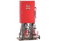 Установка пожаротушения Бустер ВатТ УНМВп 2CR 64-3-18,5-150-2-1-РР с насосами Grundfos Booster WatT