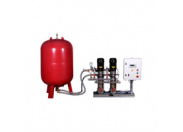 Установка поддержания давления Констамат УАДПД 2SBI5-20-3,0*500 с насосами Speroni Booster WatT