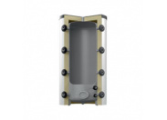 Буферная емкость Reflex HF 500/R_С с изоляцией 100мм (серебро)