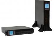 ИБП STR1101S однофазный - 1 кВА - встроенные АБ 3х9 Ач c «горячей» заменой