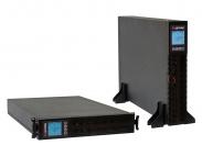 ИБП STR1103SL однофазный - 3 кВА - встроенные АБ 8х4,5 Ач c «горячей» заменой