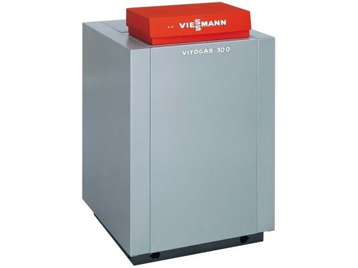 Kотел Viessmann Vitogas 100-F тип KC3 48 кВт.