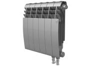 Радиатор Royal Thermo BiLiner Silver Satin V 500 х 10 секций