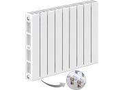 Радиатор Rifar SUPReMO Ventil 500 х 12 секций (VR, VL)