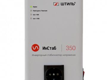 Стабилизатор напряжения однофазный Штиль «ИнСтаб» 350 ВА настенный