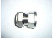 Муфта обж-В 20х3/4' никелир.