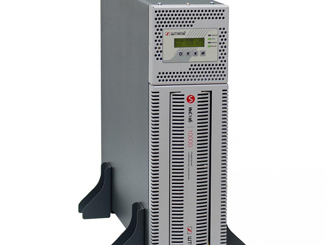 Стабилизатор напряжения 10 кВА, 3:1 (напольный/в стойку)