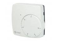 STOUT  Проводной электронный термостат WFHT-BASIC со светодиодом (норм.откр)