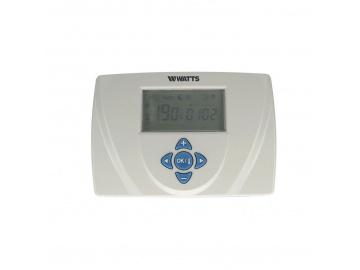 Термостат электронный MILUX, недельное программирование WATTS Ind 8А, 230В