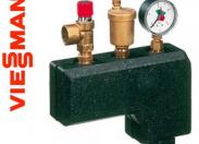 Малый распределитель с группой безопасности до 48 кВт Viessmann