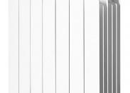 Global STYLE PLUS 500 Global STYLE PLUS 500 4 секции радиатор биметаллический боковое подключение (белый RAL 9010)