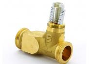 """Клапан балансировочный ручной НН WattFlow c расходомером WATTS Ind 1"""" 2-16л/мин"""