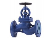 Вентиль запорный DVF WT Ду 150 Pу 16 Water Technics