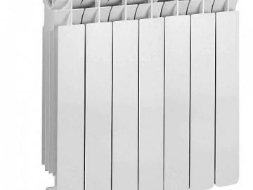 Радиатор алюминиевый SMART Install Easy One 500 10 секций