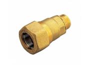 Муфта обж-Н 1'для стальных труб 1'