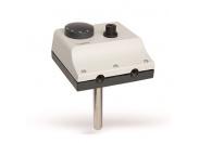 Термостат погруж.двойной TRB100(30-90'С,220В)с аварийным ограничителем