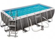 Каркасный бассейн Bestway 56721 (404х201х100) с картриджным фильтром