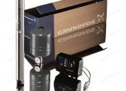 Насос скважинный с частотным регулированием Grundfos Пакет SQE 2-115 с кабелем 80м
