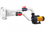 Противоток для бассейна AquaViva AV- JET-5.5ST Kit (380В, 68м3/час, 5.5HP)