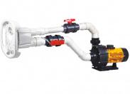 Противоток для бассейна AquaViva AV- JET-4ST Kit (380В, 56м3/час, 4HP)