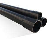 Труба Aquaviva ПВХ d160*6,2 PN 10 L-3 (поштучно)