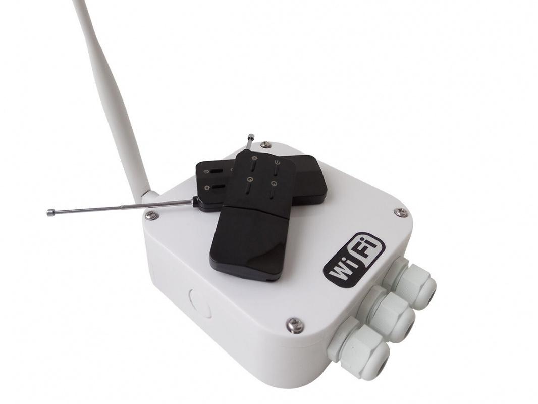 Пульт управления к прожекторам AquaViva RC-01 Wi-fi