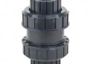 Обратный клапан шаровый ПВХ 110mm