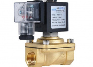 Клапан соленоидный Aquaviva 2W31 (DN20-3/4) d25 мм