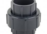 Муфта разборная ПВХ с уплотнением из EPDM 63mm
