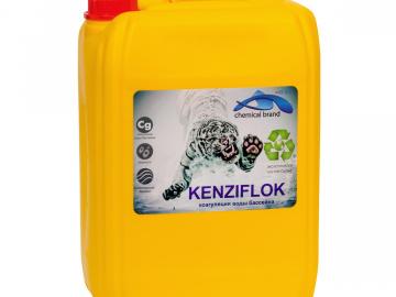 Жидкий коагулянт Kenaz Kenziflok 30л
