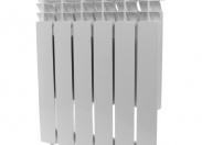 ROMMER Optima 500 6 секций радиатор алюминиевый