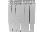 ROMMER Optima 500 8 секций радиатор алюминиевый