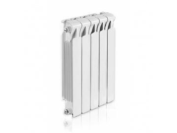 Радиатор биметаллический Rifar Monolit 500/100 6 секций нижнее правое подключение (арт. RM50006НП)