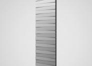 Радиатор  ROYAL THERMO PIANOFORTE TOWER BIANCO TRAFFICO (серебристый) - 22 секцый
