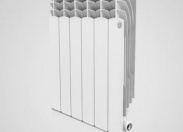Радиатор Global Style Plus 500 \ 04 cекции \ Глобал Стайл Плюс