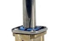 Клапан соленоидный EV210B, Ду 1.5мм, латунь, FKM, G1/8, нормально закрытый (032U5702)