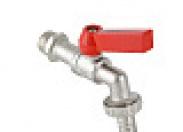 Кран шаровой VALTEC водоразборный со съемным штуцером 1/2 НН