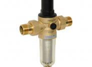 Фильтр с редуктором давления 3/4 для холодной  воды
