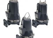 Фекальный насос Grundfos с режущим механизмом SEG.40.12.2.50B 1,8/1,2 кВт 3,1A 3x400 В 50 Гц (96075905)