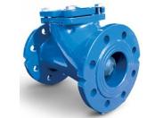Клапан обратный Water Тechnics CVU WT Ду200 шаровой, фланцевый (SKL100602200)