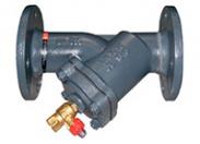 Фильтр сетчатый со сливным краном Ду150 Ру16 Danfoss Y333P (149B3286