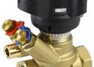 Клапан балансировочный ручной MVT Ду20 р/р Danfoss (003Z4082)