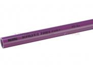 REHAU RAUTITAN pink+ труба отопительная 16х2,2 мм, бухта 120 м из сшитого полиэтилена