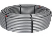 STOUT 20x2,9 (бухта 100 м) труба стабильная PE-Xc/Al/PE-Xc, сера